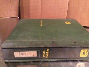 John Deere 3010 4010 Series Parts Catalog Technical Book Pc 690 Used Tractor