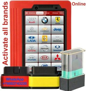 Launch Easydiag 2 0 3 0 golo Carcare X431pro Software all Brands Online 365 Days