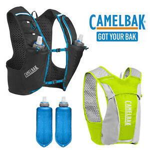 Camelbak Running Ultra Pro Vest With 2 X 500ml Quick Stow Flask