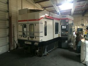 Cincinnati Milacron Maxim 500 Horizontal Machining Center
