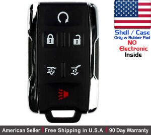 1 New Replacement Keyless Key Fob Remote For Chevy Gmc Case Shell Only 13577766