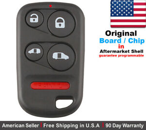 1x Oem Replacement Keyless Entry Remote Control Key Fob For Honda Oucg8d 440h a