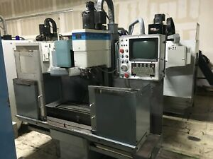 Fadal Cnc Mill Vertical Machining Center Vmc 40 With Fadal Cnc 88