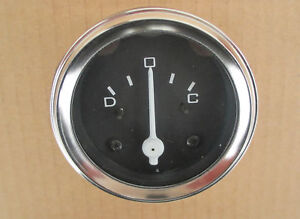 Amp Gauge Oem Style For Ih International Industrial I 4 I 6 I 9 Id 6 Id 9 T 340