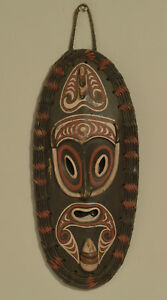 Mask Papua New Guinea Spirit Mask East Sepik Provence Mask