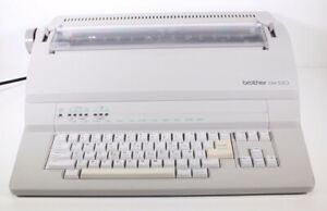 Brother Bem 530 Standard Electric Typewriter With Ribbon