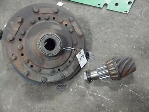 John Deere 4020 Tractor Diff Assm W Shift Part r34799r Tag 320