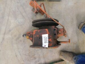 Allis chalmers B Or C Tractor Rear Pto Assembly W Hydraulic Valve Tag 9682