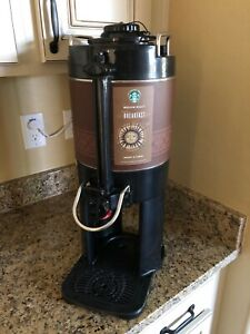 Bunn Tf Thermofresh Server 1 5 Gallon Commercial Coffee Dispenser 39550 0023 Brn