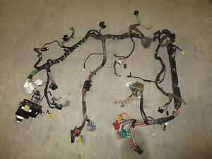 1996 Jeep Grand Cherokee Laredo Instrument Panel Dash Dashboard Wiring Harness
