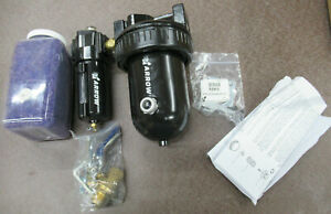 Arrow 1 2 Npt D12 04 Desiccant Dryer And F554aw Filter From Kit D7612