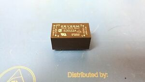 New Crydom S3022a Solid State Relay 3 5 8v dc 240v ac 3a Amp
