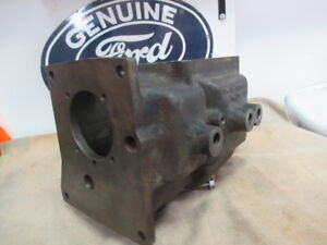 1964 Ford Toploader 4 Speed Transmission Case C4ar 7006 A Nice Used
