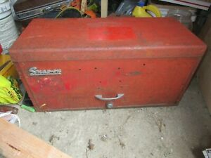 Vintage Snap on Tools Tool Chest Drawer 24 X 12 X 10 Free Shipping