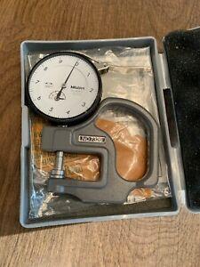 Dial Thickness Gauge Mitutoyo No 7326