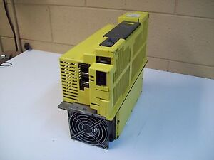 Fanuc A06b 6089 h106 Servo Amplifier Unit Ser a 27a Used Free Shipping