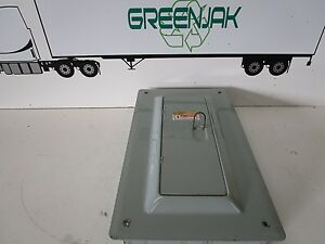 Siemens i t e Class ctl 125a Enclosed Panelboard Used Free Shipping