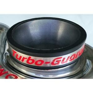 Turbo Guard Sf 4 Inch Black Stainless Steel Screen Air Filter For T3 T4 Garrett