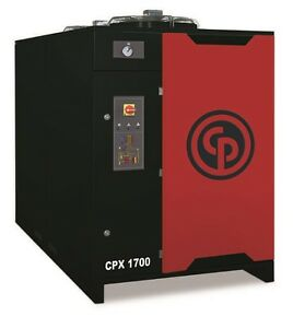 New 127 Cfm Chicago Pneumatic Refrigerated Dryer 115 Volt 1 Phase Cpx 125