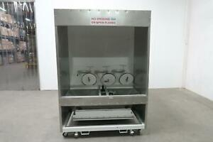Col met Lab Powder Collector Spray Booth 3 Filters T133148