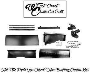 1947 1953 Chevy Truck Chevy Tailgate Bedside Panels Ft Bed Panel Cross Rails