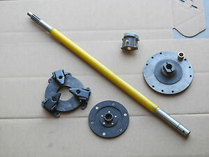 Complete Clutch Setup 31 For Ih International 154 Cub Lo boy