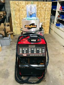 Lincoln Square Wave Tig 255 Water Cooled Tig Welder