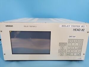Omron 3f7e rt2 Relay Tester2