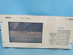 Omron 3f7e rt2 Relay Tester2 2