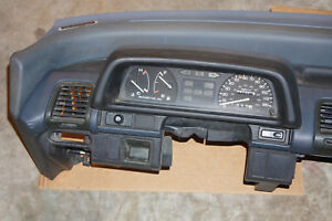 1988 1989 Honda Civic wagon dx Instrument Panel Assembly excellent Condition