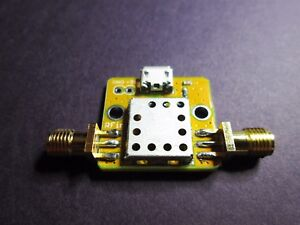 Low Noise Amplifier Filtered 915 Mhz Lna 26 Mhz Bandwidth Gain 15 Db Nf 1 Db