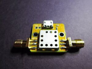 Low Noise Amplifier Filtered 915 Mhz Lna 26 Mhz Bandwidth Gain 15 Db Nf