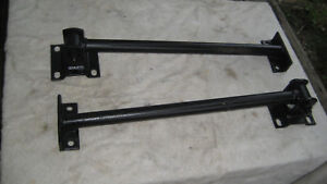 Leaf Spring Traction Bars 60 70 s Rat Hot Rod Chevy Ford Dodge ply pont