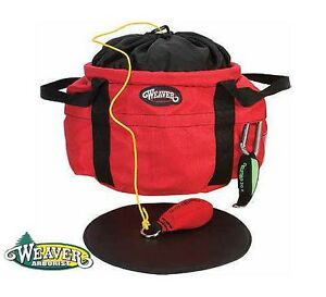 Weaver Throw Line Bucket Bag Separators Store Protect Easy Storage