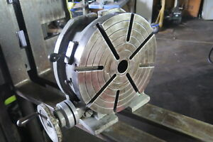 Troyke 15 Horizontal Vertical Rotary Table U 15