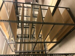Heavy Duty Industrial Rack Shelves Local Pick Up Only