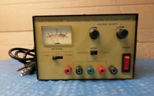 Micronta 22 121 Adjustable Dual tracking Dc Power Supply