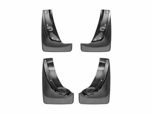 Weathertech No Drill Custom Mud Flaps For Honda Pilot Passport 2019 Full Set