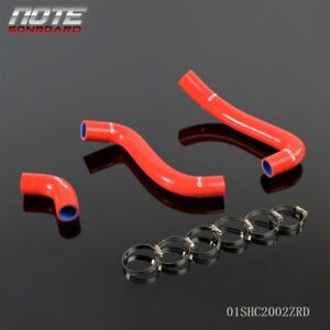 Silicone Hose Fit For Toyota Yaris Vitz Echo Will Ncp10 Ncp85 1 3l 1 5l 1nz 2nz