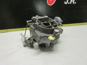1955 1956 Chrysler Wcfb Carburetor Hemi 331 354 Mopar Early Hemi Older Rebuilt