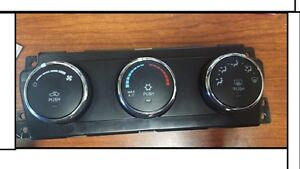 2011 2012 Dodge Ram 1500 Climate Ac Heater Temperature Control
