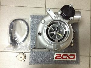 Borg Warner Efr 7064 T4 Twin Scroll 1 05 A R No Wastegate 350 560hp Turbo 179391