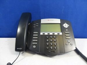 Polycom Soundpoint Ip550 Voip Phone Digital Display Business Office Telephone