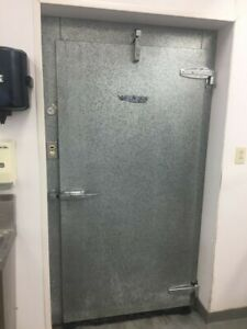 Westenn Walk In Cooler Freezer With Self contained Top Mount Units