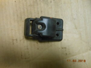 Geo Tracker Convertible Soft Top Front Latch