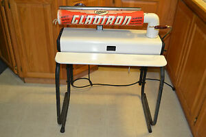 Vtg Thor Automatic Gladiron Clothing Iron Antique