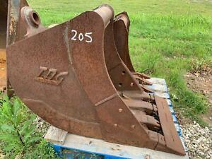 24 Excavator Bucket Tag Quick Coupler Wain Roy Style Construction John Deere