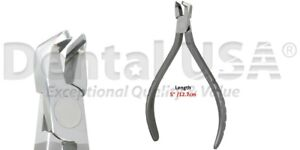 Distal End Cutter T c Max Wire Size 020 022 X 02 By Dental Usa 5601