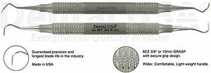 Dental Scalers Sickle H6 h7 And 204s Set Of 2 By Dental Usa 120108