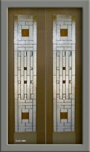 Beautiful Stained Glass Interior Designer Doors